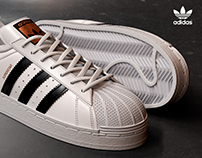 Adidas Superstar CGI