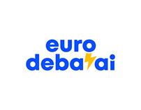 VISUAL IDENTITY / EURODEBATAI