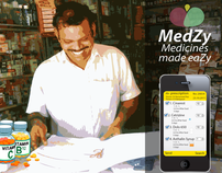 MedZy- Mobile App for prescriptions & ordering medicine