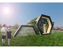 HIVE HOTEL // INTERIOR ARCHITECTURE
