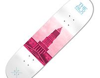 Convoy Skateboards + ALX Project Deck