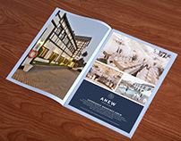 ANEW Hotels & Resorts Magazine Adverts