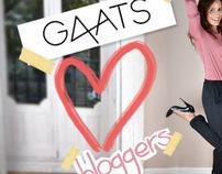 GAATS. LOVE BLOGGERS