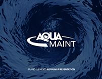 AQUA MAINT - Branding