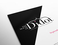 Didot Typeface Poster