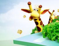 Giraffas - Novo Portal