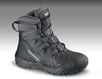 SALOMON - Snowcat Boot