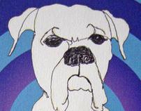 Picassimal Modern Pet Art - PK, Max & Salvador