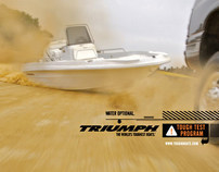 How Bubba, God & A Cheating Wife Saved Triumph Boats