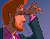 Conan Illustration
