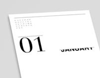 Calendar Paper Promo