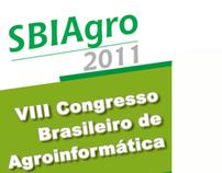 SBIAgro - VIII Congresso Brasileiro de Agroinformática