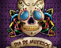 Calaveras Dia de Muertos