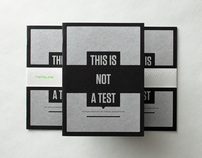 Measure: This is Not a Test