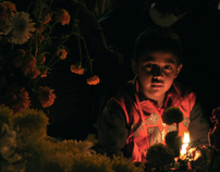 Dia de Muertos - Oaxaca 2011