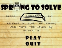 Spring to Solve