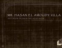 Al Amoudy Villa