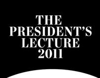 ThePresident'sLecture2011