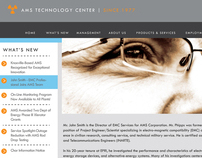 AMS Technology Center Website