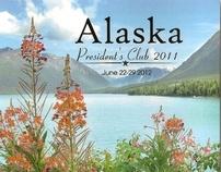 Aurora Casket Company - President's Club 2011 Brochure