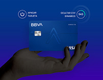BBVA New Credit Card Experience