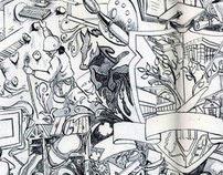 private school illustration