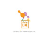 CGNTV LIVE APP RENEWAL CONCEPT DESIGN