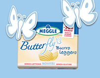 """TV SPOT // Real Time - Meggle """"Butterfly"""""""