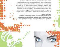 Folletos - Diseño de información