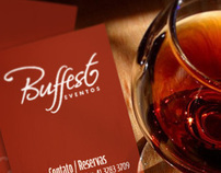 Buffest | Logotype and Business Card Design