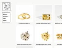 Atelier Renée - Website
