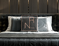 RNC How To Create a BEDROOM CGI by Romas Noreika