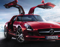 Mercedes Brand Identity