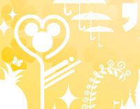 Hong Kong Disneyland - Certificate Design