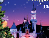 Hong Kong Disneyland - X'mas & New Year Eve Print