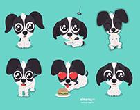 Stickers Alba