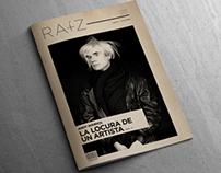 RAÍZ | arte+cultura
