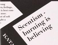 Scentism by Katarina Nyman