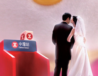 MTR x Hello Kitty Wedding Package