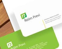 Rolim Previ | Visual Identity