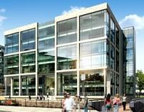 New Office Building, Clarence Dock Leeds