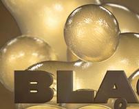 Poster - Black & Gold