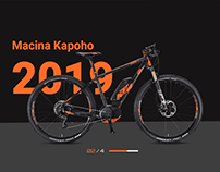 KTM e-bicycle
