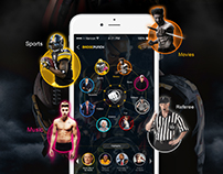BadgePunch (Entertainment Application)