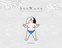 AssWang-The Taoist Priest