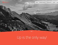 RedShift – A Multipurpose Creative WordPress Theme