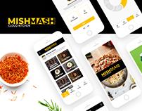 MishMash: UX/UI for a Cloud Kitchen App