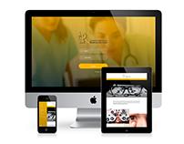 Web response Drupal Colegio Médico de Cádiz