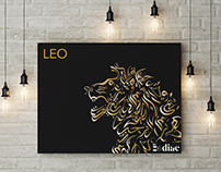 Arabesque Zodiac Posters