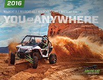 2016 Arctic Cat Wildcat Brochure